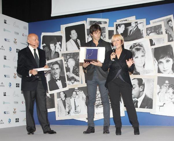 Premio Una Vita per il Cinema a Patrizia Biancamano